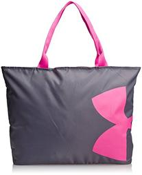 Under Armour Women's Big Logo Tote Bag, Graphite , One Size
