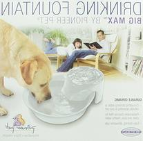 Pioneer Pet Big Max Ceramic Drinking Fountain for Pets,