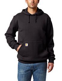 Carhartt Men's Big & Tall Midweight Sweatshirt Hooded