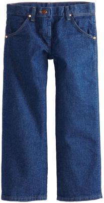 Wrangler Big Boys' Original ProRodeo Jeans, Overdyed Black