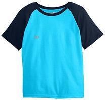 Champion  Big Boys' Performance Short Raglan-Sleeve T-Shirt