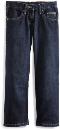 Lee Big Boys' Premium Select Relaxed Fit Straight Leg Jeans