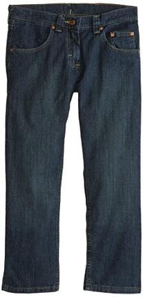 Lee Big Boys' Husky Premium Select Slim Fit Straight Leg