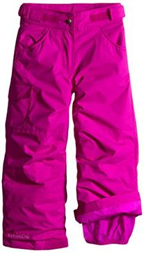 Columbia Big Girls' Starchaser Peak II Pant, Bright Plum,