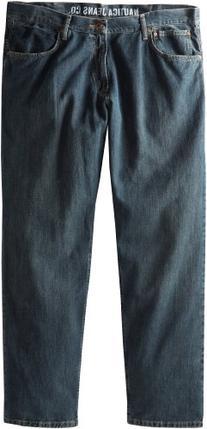 Nautica Men's Big-Tall Relaxed Fit Jean, Atlantic Medium,