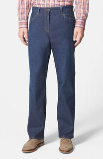 Men's Big & Tall Cutter & Buck 'Greenwood' Relaxed Fit Jeans