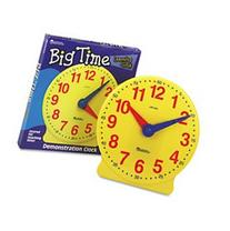 * Big Time Learning Clocks 12-Hour Demonstration Clock for