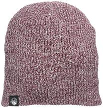 Neff Big Boys' Youth Daily Heather Beanie, Maroon/White, One
