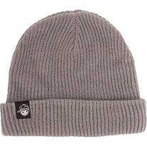 Neff Big Boys' Youth Fold Beanie, Fog, One Size
