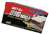 MET-Rx Big100 Colossal Bar Super Cookie Crunch -- 12 Bars