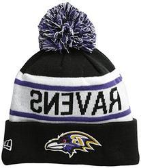 New Era Ravens Biggest Fan Redux Knit Cap: New Era Fan Gear