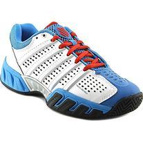 K-Swiss Bigshot Light 2.5 Youth US 2.5 White Tennis Shoe