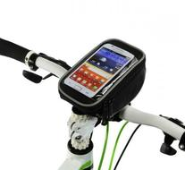 ROSWHEEL Bike Handlebar Bag For Touch Screen Mobile Phone