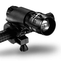 Xtreme Bright Waterproof LED Bike Light and Taillight Combo