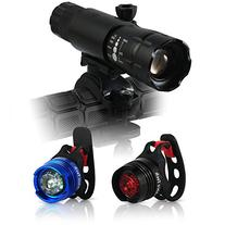 Abco Tech LED Bike Light - Exquisite Design - Headlight and
