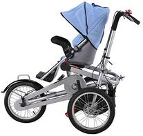 Bike Mother Baby Stroller Baby Folding 16inch Carrier with