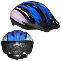 Child's Bike Safety Helmet Size Medium - Blue