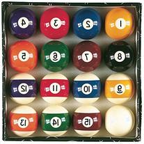 """Viper Billiard Master 2-1/4"""" Regulation Size Billiard/Pool"""