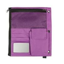 Full Binder Purple Pencil Pouch