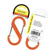 Nite Ize S-Biner SBP40319 Plastic Carabiner Clip - 1 / Pack