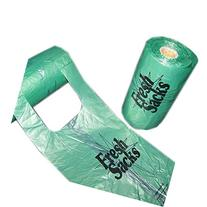 Fresh Sacks Biodegradable Diaper Disposal Bags, Roll of 250