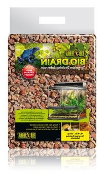 Exo Terra BioDrain Terrarium Substrate for Aquarium, 4.4-