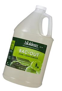 BioKleen Bac-Out Stain and Odor Eliminator 4 US Gal