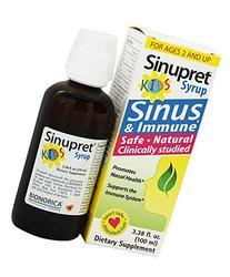 Bionorica - Sinupret Kids Syrup 3.38 ounce