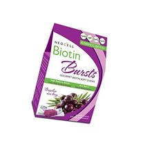 NeoCell Biotin Bursts - Acai Berry 30 Chews