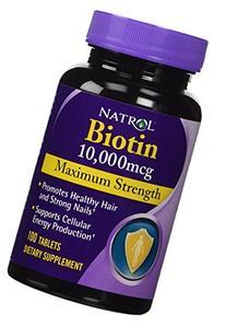 Biotin  Maximum Strength