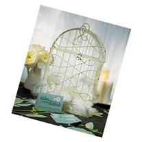 Birdcage Gift Holder with Modern Decorative Birdcage with