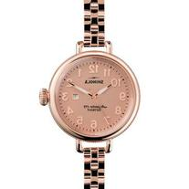 Ladies' Shinola 'The Birdy' Rose Gold Stainless Steel Watch