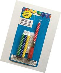 Birthday Candles  with One Musical Holder