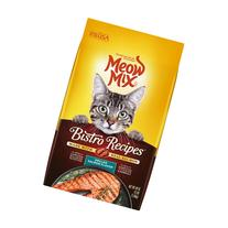 Meow Mix® Bistro Recipes Cat Food - Salmon size: 3 Lb