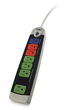 Bits Limited SCG-3MVR Energy Saving Surge Protector with