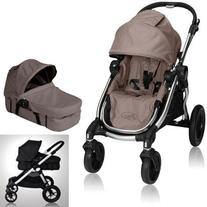 Baby Jogger BJ20257  City Select Stroller with Bassinet -