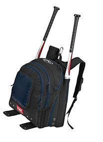 Rawlings Sporting Goods Bomber Backpack, Navy