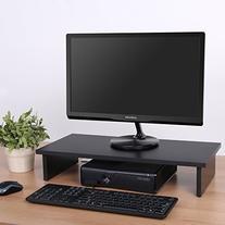 FITUEYES Computer Monitor Stand TV Shelf Riser Printer