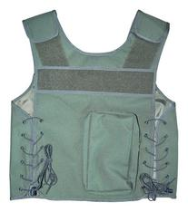 Taigear Adjustable Quilted Tactical Field Vest