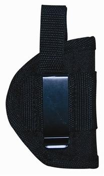Black Ambidextrous Derringer Belt Holster