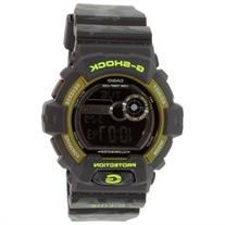 Black Camouflage Casio G-Shock G-Lide Series Digital Watch
