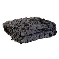 Black Camouflage Netting, 10ft x 10ft - Black Camo Netting,