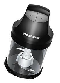 Black & Decker EHC750BD 3-Cup Ergo Chopper, Black