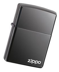 Zippo Black Ice Pocket Lighter