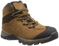 Wolverine Men's Black Ledge LX Mid-Cut Hiker Shoe,Cigar/Gold