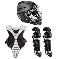 Easton Youth Black Magic Catcher's Gear Box Set