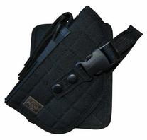 Taigear Black MOLLE Cross Draw Holster--Right Handed--244BR