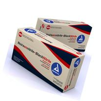 Black Nitrile Exam Gloves Large Case/10 Boxes