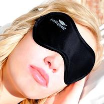 Premium Quality Sleep Mask, sleep eye mask with FREE