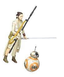 Star Wars The Black Series 6-Inch Rey  and BB-8